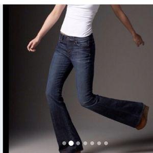 Joe's Jeans Rocker Bootcut size 28